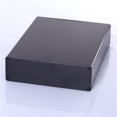 152x44-L  project box extrusions electronic enclosure design metal housing for electronics pcb box