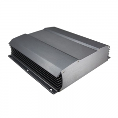 246x64-L wall mounted electrical cabinet box project enclosure case cnc electronics enclosure